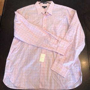 Men's Button Up Shirt NWT